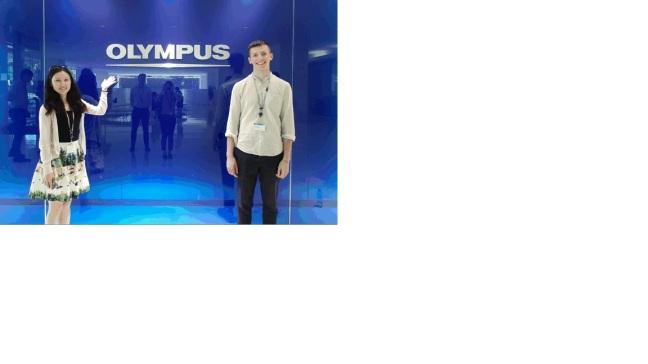 COSI Internship Olympus